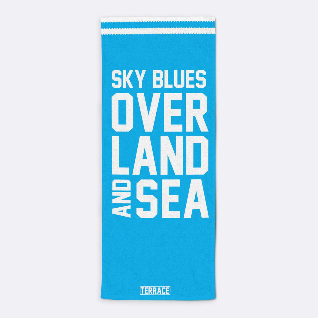 Coventry Over Land & Sea Beach Towel