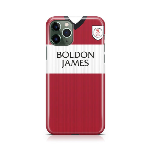 Official Crewe Alexandra kit phone cases