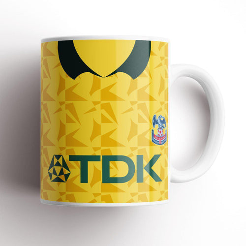 Crystal Palace 1995 Away Kit Mug-Mugs-The Terrace Store