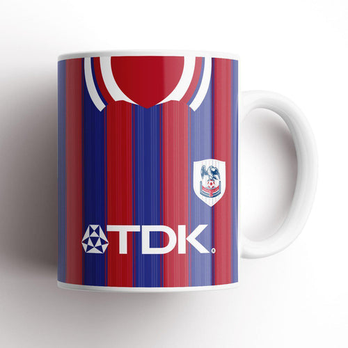 Crystal Palace 1997 Home Kit Mug-Mugs-The Terrace Store