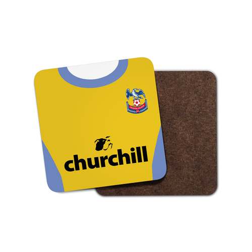 Crystal Palace 2004 Away Coaster-Coaster-The Terrace Store