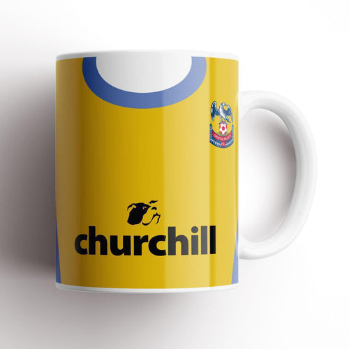 Crystal Palace 2004 Away Kit Mug-Mugs-The Terrace Store