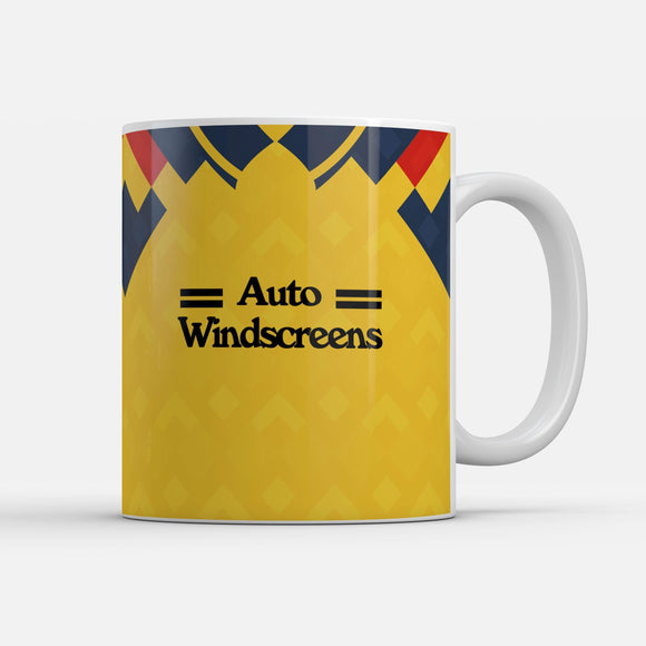 Derby 1992 Away Retro Inspired Mug