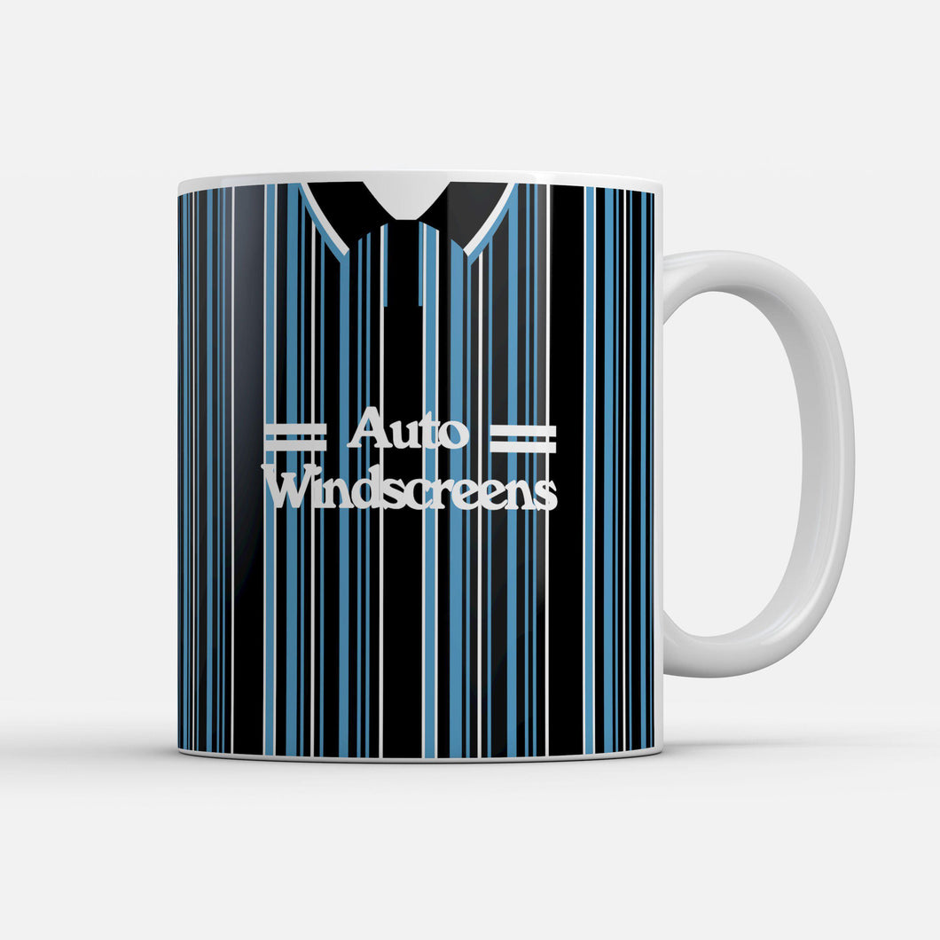 Derby County 1993 Away Kit Mug-Mugs-The Terrace Store
