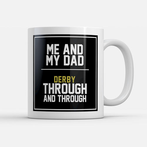 Derby Fathers Day Mug-Mugs-The Terrace Store