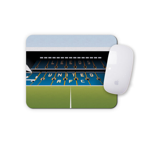 Elland Road Illustrated Mouse Mat-Mouse mat-The Terrace Store