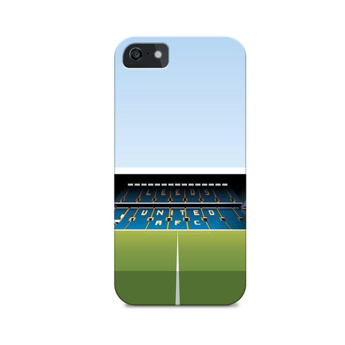 Elland Road Illustrated Phone Case