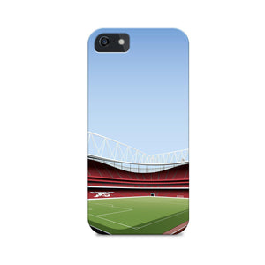 Emirates Illustrated Phone Case-CASES-The Terrace Store