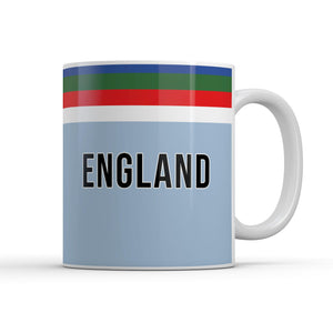 England Cricket 1992 Retro Kit Mug-Cricket mug-The Terrace Store