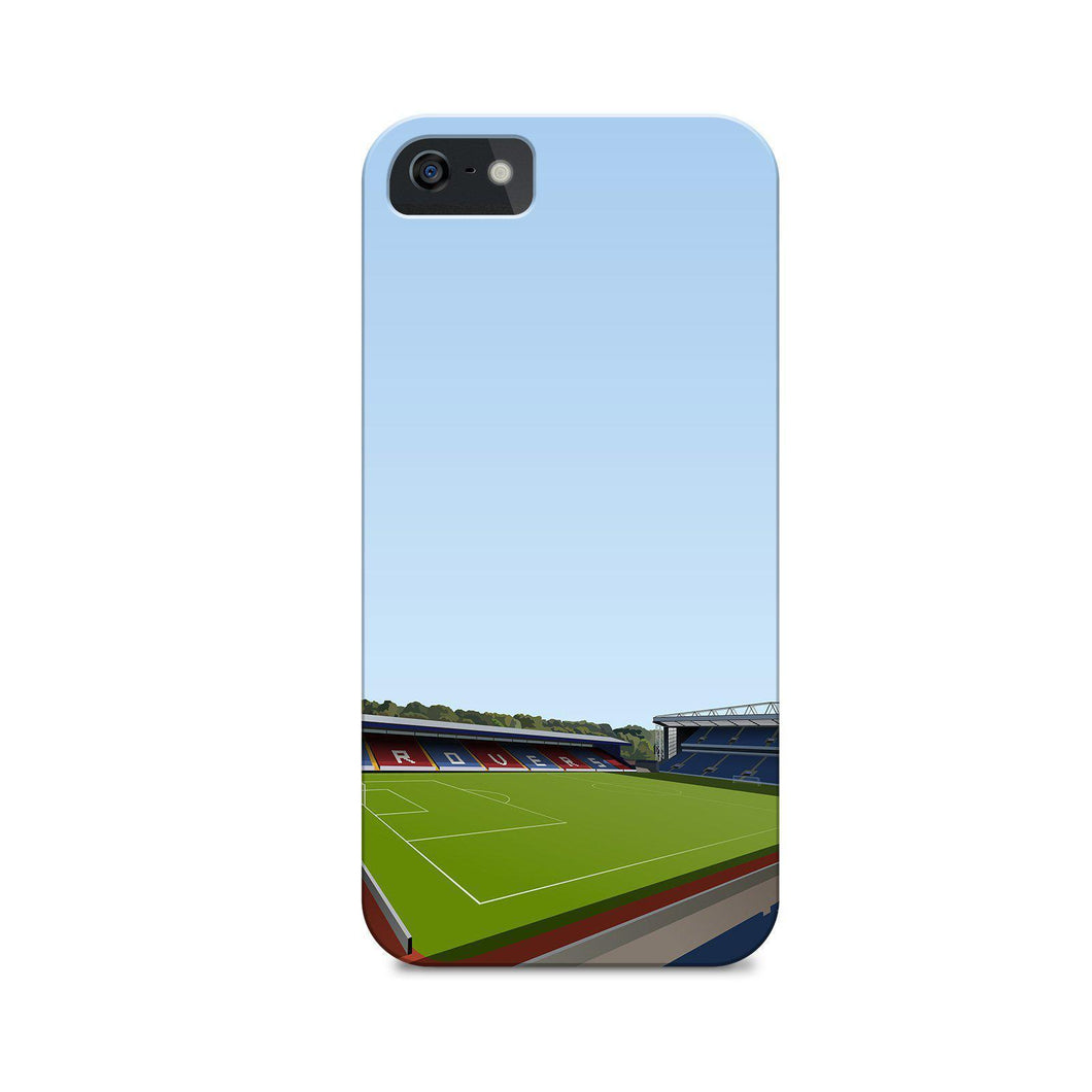 Ewood Park Illustrated Phone Case-CASES-The Terrace Store