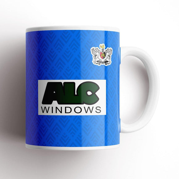 Exeter City 1995 Away Mug