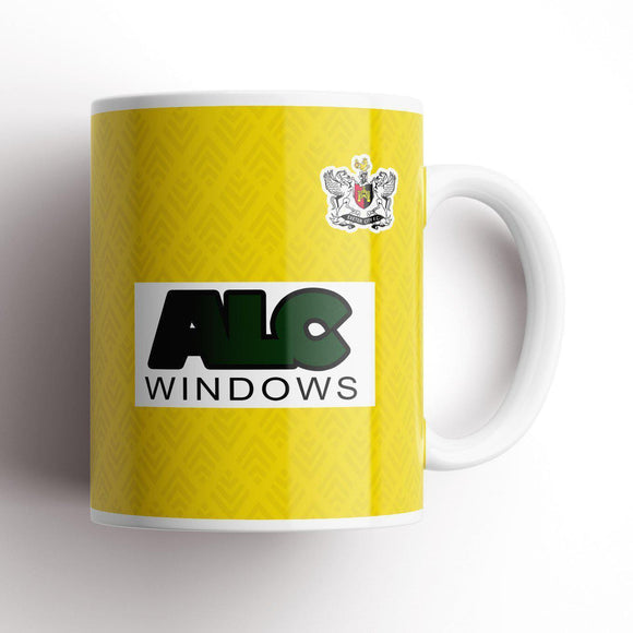 Exeter City 1996 Away Mug