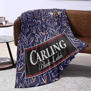 Exeter City 1993 Away Retro Blanket Throw-Blanket-The Terrace Store