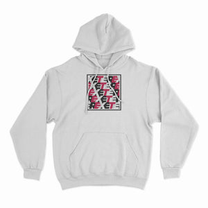 Exeter City Lifestyle White Hoodie
