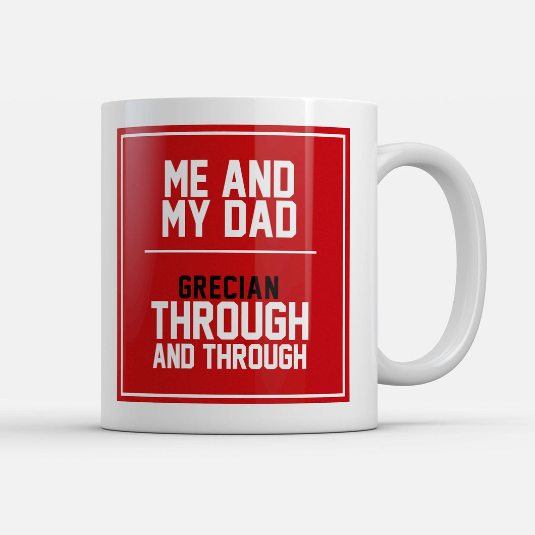 Exeter City Fathers Day Mug-Mugs-The Terrace Store