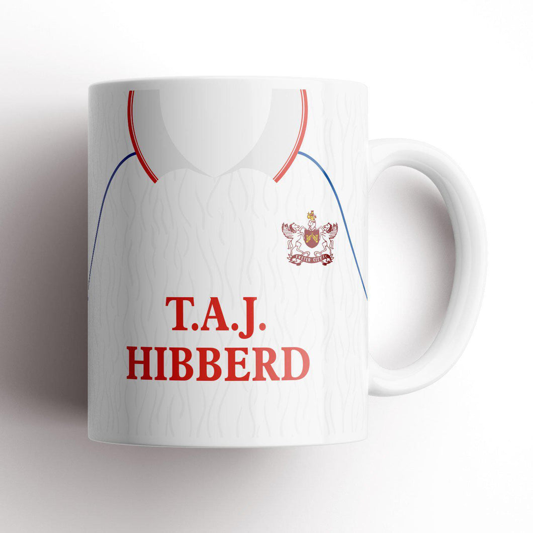 Exeter City 1992 Away Mug