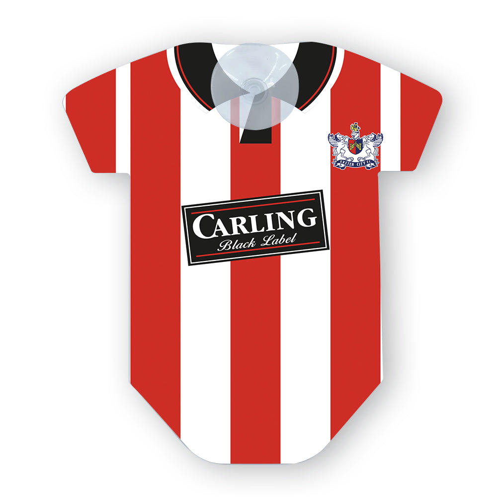 Exeter City 1993 Home Car Kit Hanger