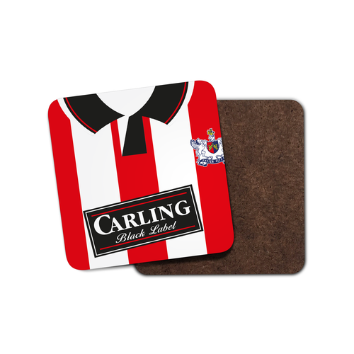 Exeter City 1993 Home Coaster