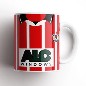Exeter City 1997 Home Kit Mug
