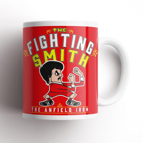 Grady Draws Fighting Smith Mug