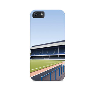 filbert street illustrated phone case