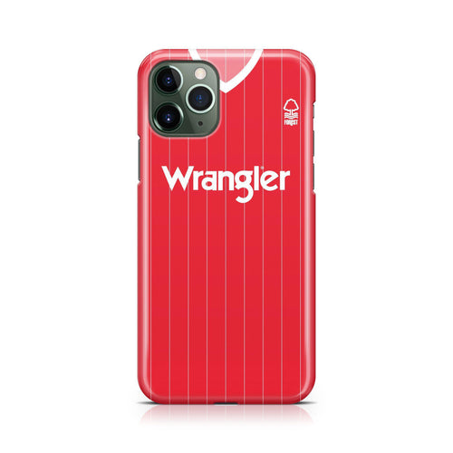 Nottingham Forest 1984 Home Phone Case-CASES-The Terrace Store