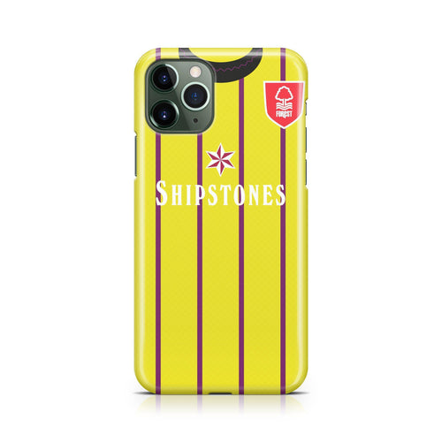 Nottingham Forest 1991 Keeper Phone Case-CASES-The Terrace Store