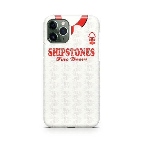 Nottingham Forest 1992 Away Phone Case-CASES-The Terrace Store