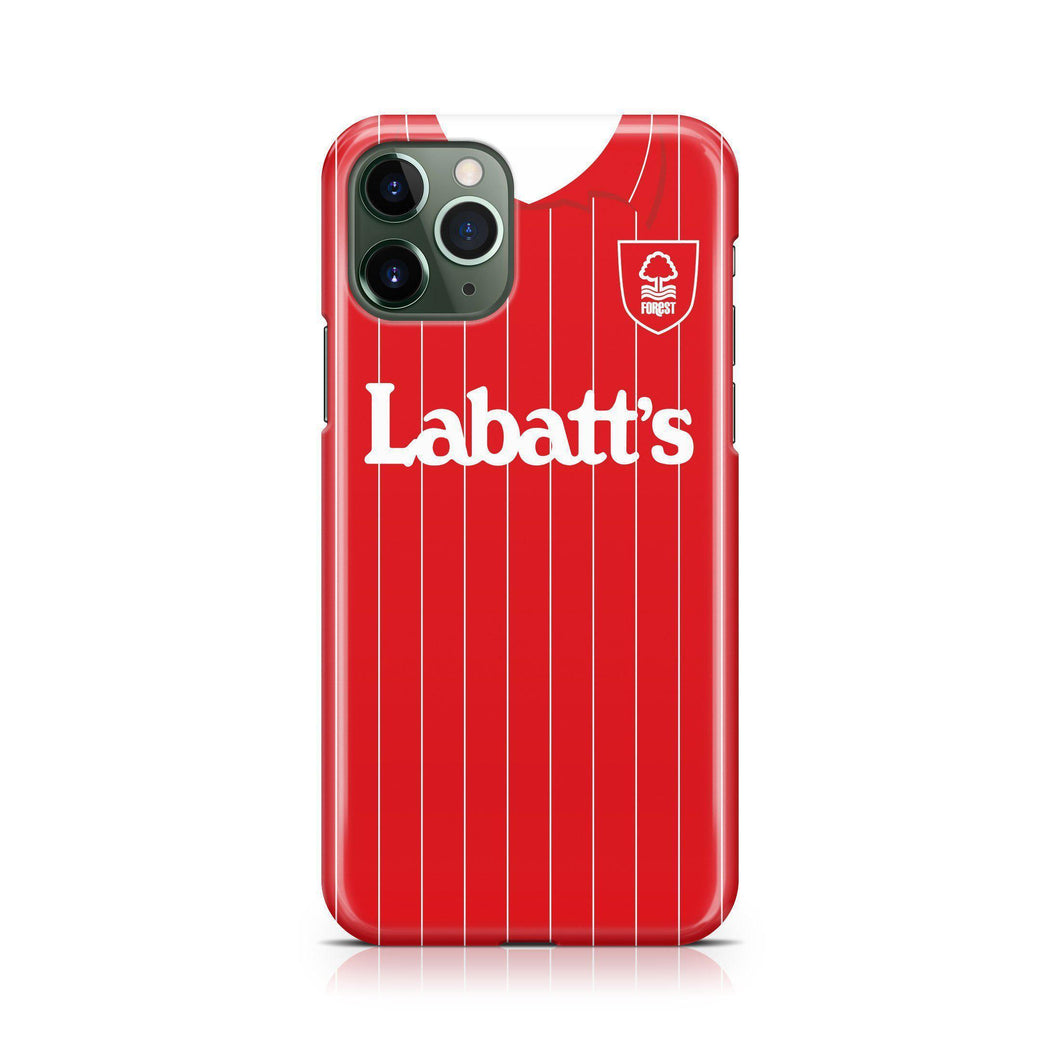 Nottingham Forest 1993 Home Phone Case-CASES-The Terrace Store
