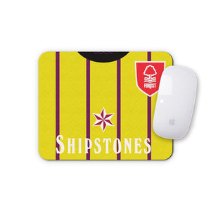 Nottingham Forest 1991 Keeper Mouse Mat-Mouse mat-The Terrace Store