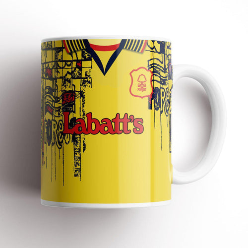 Nottingham Forest 1997 Away Mug-Mug-The Terrace Store