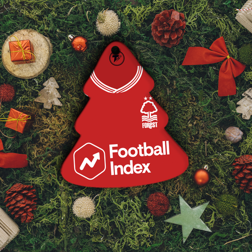Nottingham Forest '21 Home Christmas Decoration