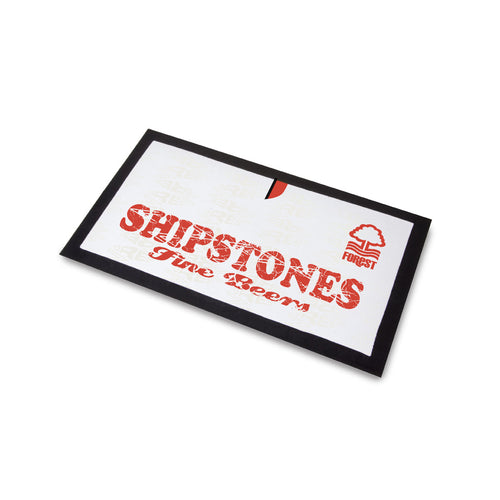 Nottingham Forest 1992 Away Bar Runner