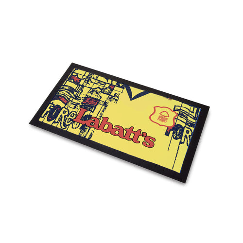 Nottingham Forest 1997 Away Bar Runner