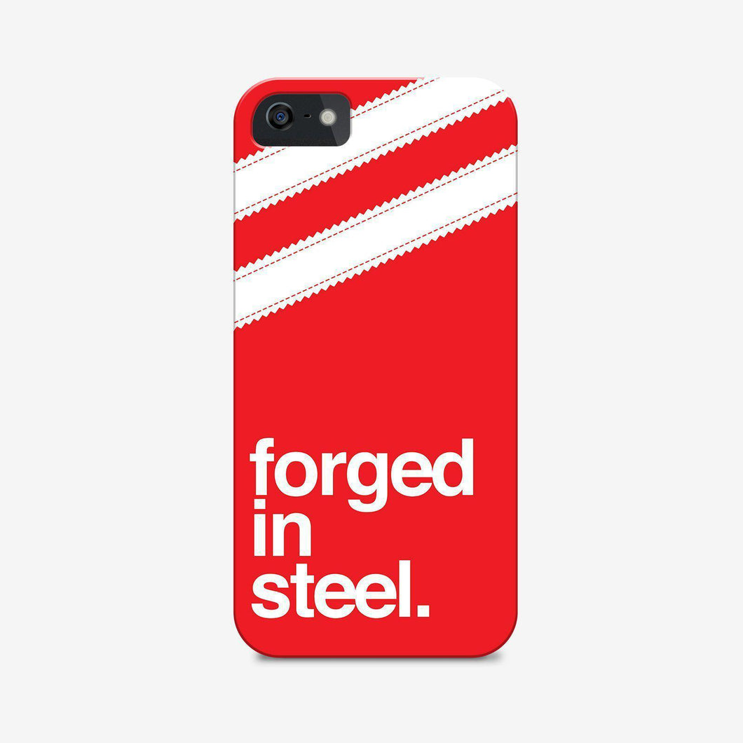 Forged In Steel Phone Case-CASES-The Terrace Store