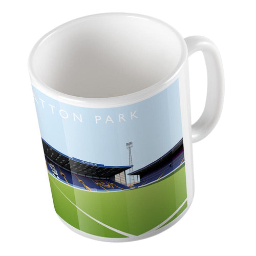 Fratton Park Illustrated Mug-Mugs-The Terrace Store