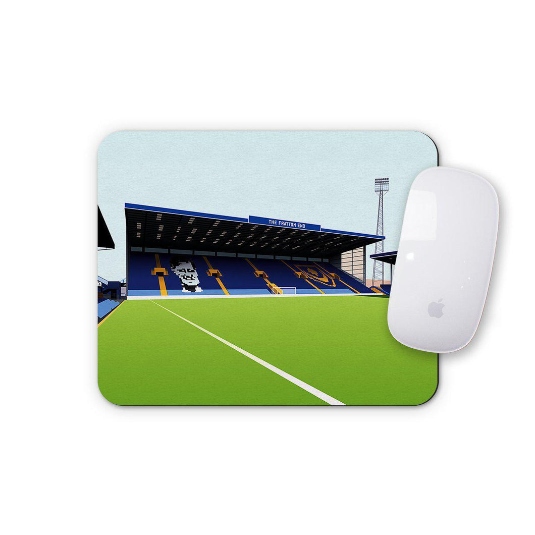 Fratton Park Illustrated Mouse Mat-Mouse mat-The Terrace Store