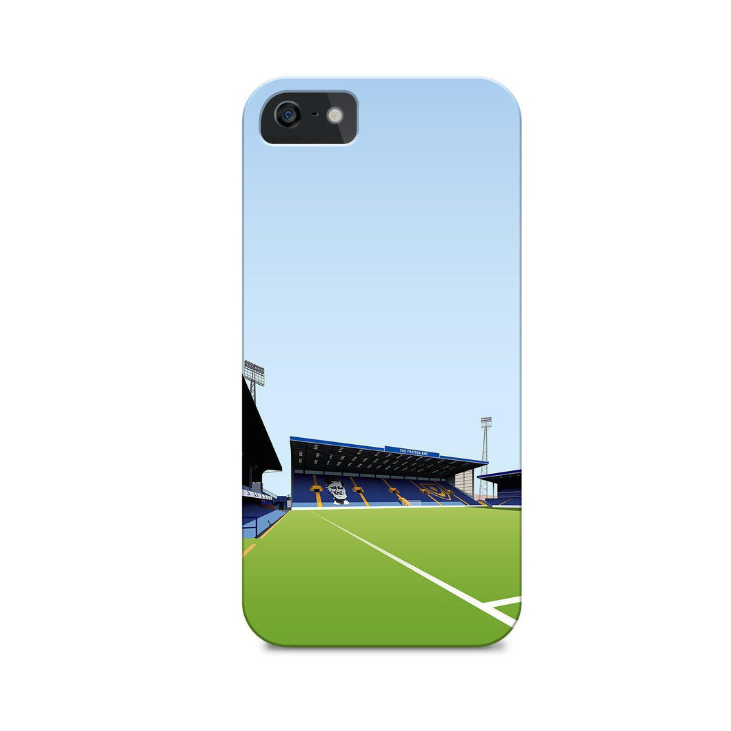 Fratton Park Illustrated Phone Case-CASES-The Terrace Store