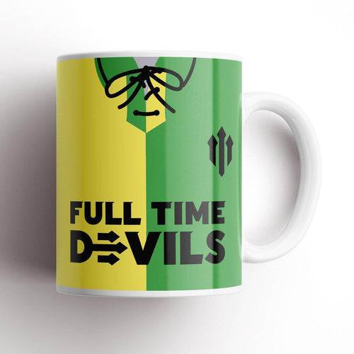 Full Time Devils Kit Mug