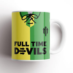 Full Time Devils Kit Mug-Mugs-The Terrace Store