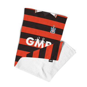 Fulham 1998 Away Towel-Towels-The Terrace Store