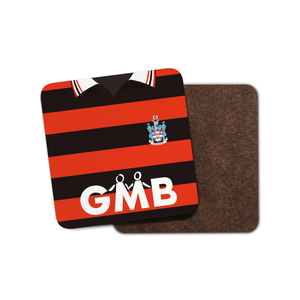 Fulham 1998 Away Coaster-Coaster-The Terrace Store