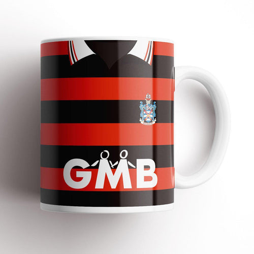 Fulham 1998 Away Mug-Mugs-The Terrace Store