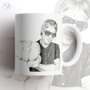 Gabby Wood Weller Mug