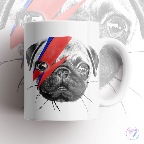 Gabby Wood Ziggy Mug