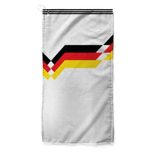 Germany 1988 Golf Towel-Golf Towels-The Terrace Store