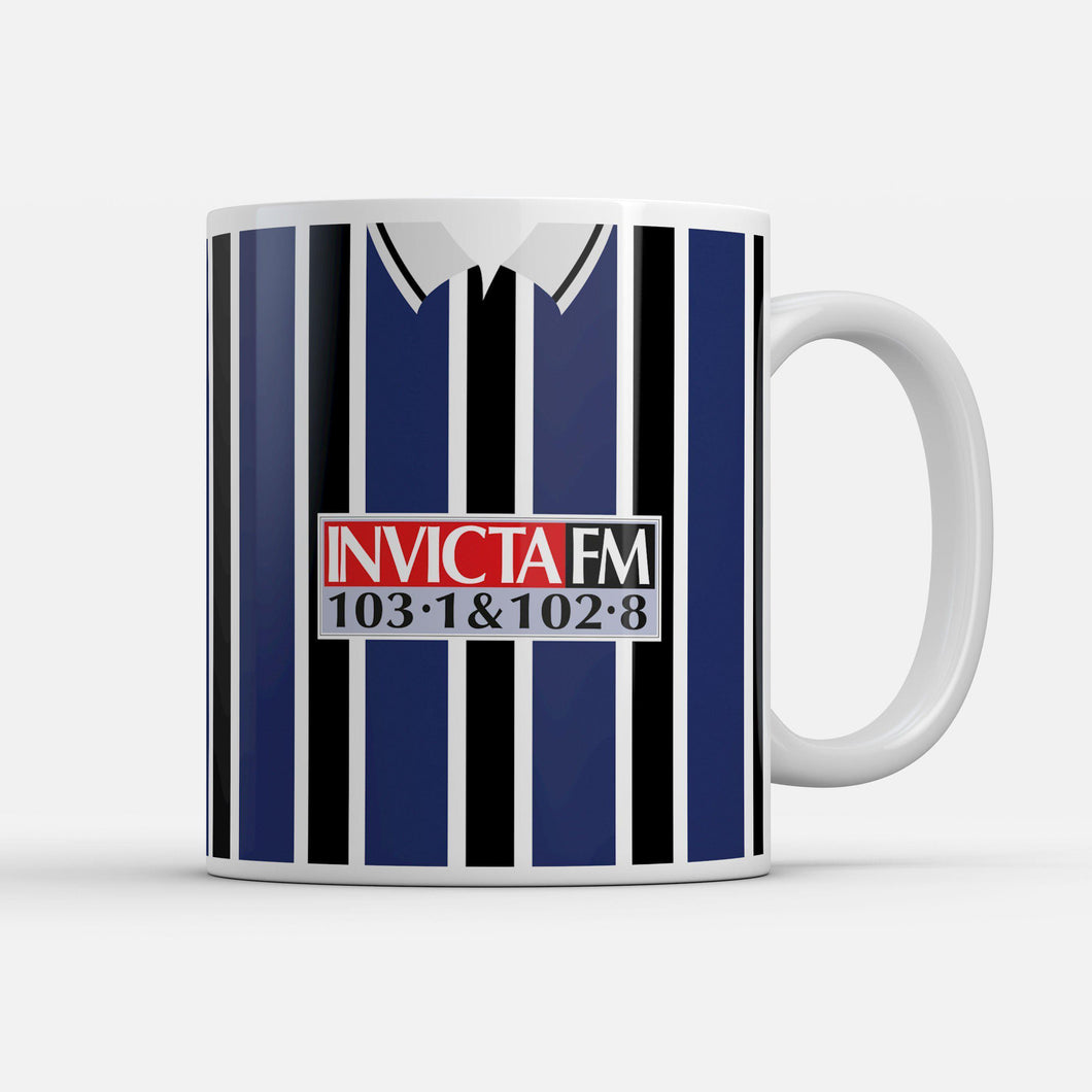 Gillingham 1995 Home Inspired Mug