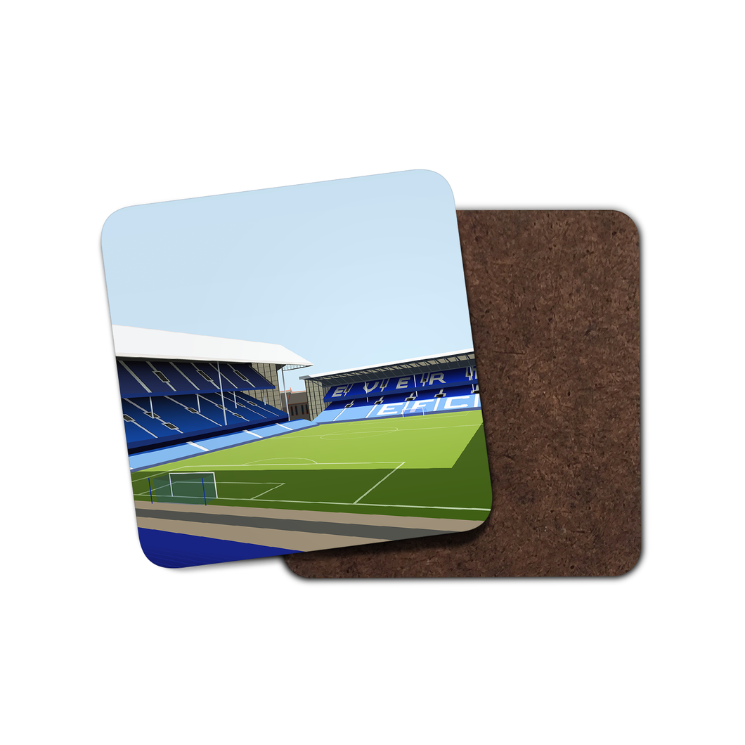 Goodison Illustrated Coaster