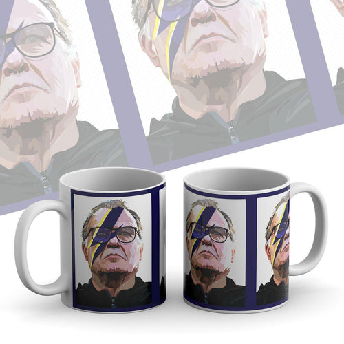 Grady Draws Bielsa Starman Mug