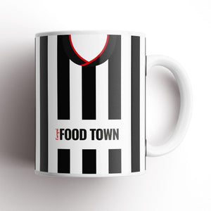Grimsby Town 2001 Away Kit Mug-Mugs-The Terrace Store